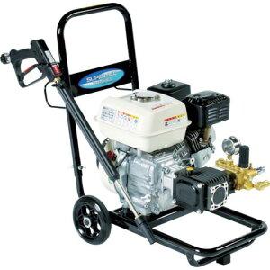 【スーパーSALE対象商品】スーパー工業 エンジン式高圧洗浄機SEC1015−2N(コンパクト&カート型) SEC-1015-2N ( SEC10152N ) スーパー工業(株)