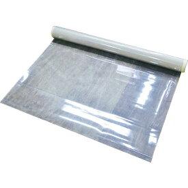 TRUSCO 窓用防音透明シート UVカットタイプ 920mmX2m 厚み2mm TSFP-2ST ( TSFP2ST ) トラスコ中山(株)