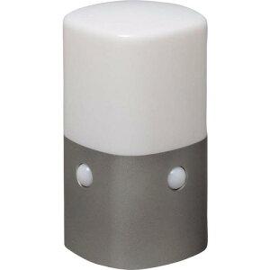 IRIS 乾電池式LEDセンサーライト スタンドタイプ 角型 電球色 OSL-ML2K-WS ( OSLML2KWS ) アイリスオーヤマ(株) LED事業本部