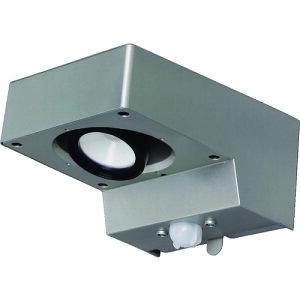 IRIS 乾電池式LEDセンサーライト スポットタイプ 電球色 BOS-SL1-WS ( BOSSL1WS ) アイリスオーヤマ(株) LED事業本部