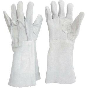ミドリ安全 溶接用 牛床革手袋  MT-106-5P ( MT1065P ) ミドリ安全(株)