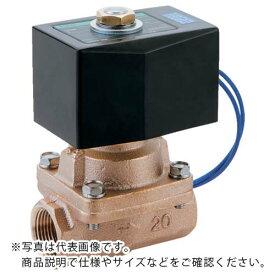 CKD 蒸気用パイロットキック式2ポート電磁弁 SPK11-20A-C4AS-AC200V ( SPK1120AC4ASAC200V ) CKD(株) 【メーカー取寄】