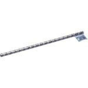 IRIS 540106 メタルラック用ハンガーパイプ 910×25×95 MR-91H (540106) ( MR91H ) アイリスオーヤマ(株)
