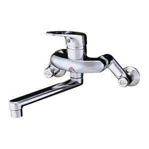 壁付けキッチン用水栓 192-168