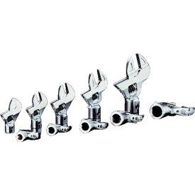 トップ工業(株) TOP モンキ形トルクヘッド(目盛り付) 口開き10〜30mm HY30-15TH (発注コード:3925048)