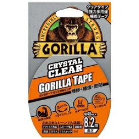 呉工業(株) 強力多用途補修テープ ゴリラテープ クリスタルクリア 1778 (1988254)