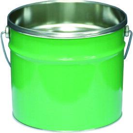 (株)アサヒペン アサヒペン カラーペール缶3Lグリーン 223609 (7798610)