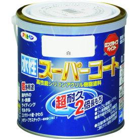 (株)アサヒペン アサヒペン 水性スーパーコート 0.7L 白 414212 (1142781)