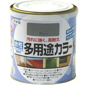 (株)アサヒペン アサヒペン 水性多用途カラー 0.7L グレー 460905 (4450426)