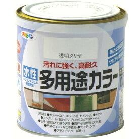 (株)アサヒペン アサヒペン 水性多用途カラー 0.7L クリヤ 460943 (4450442)