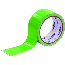 (株)アサヒペン アサヒペン パワー カラーテープ 48mm×10m T108蛍光グリーン 602749 (1144428)