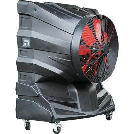 【季節商品】 (株)アースブロージャパン アースブロー 大型気化式冷風機 風神MAX EAMSF100NYMAX (2460185)