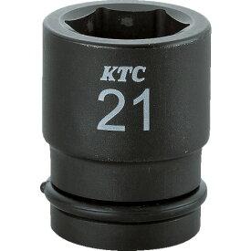 京都機械工具(株) KTC 12.7sq.インパクトレンチ用ソケット(標準) ピン・リング付12mm BP412P (3079406)