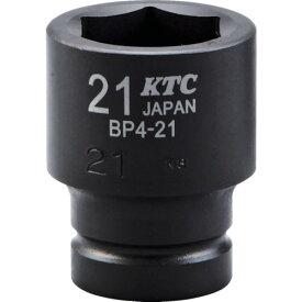 京都機械工具(株) KTC 12.7sq.インパクトレンチ用ソケット(標準)15mm BP415 (8591536)