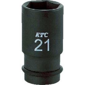 京都機械工具(株) KTC 12.7sq.インパクトレンチ用ソケット(セミディープ薄肉) 21mm BP4M21TP (3732991)