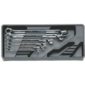 京都機械工具(株) KTC めがねレンチセット[6本組] TM506 (3076121)