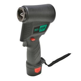 【お買い得工具】 REX コードレスフレア RF20S 型番:424901 銅管工具 充電式 コンパクト スピーディ エアコン取付