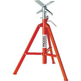 Ridge Tool Company RIDGID Vヘッド折りたたみパイプスタンド(高) VF-99 22168 (4950593)