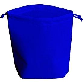 トラスコ中山(株) TRUSCO 不織布巾着袋 B5サイズ マチあり ネイビー 10枚入 HSB510NV (1164519)