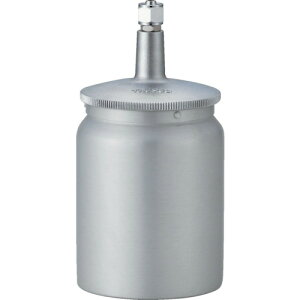トラスコ中山(株) TRUSCO 塗料カップ 吸上式用 容量1.0L 取付G3/8 SC103 (2775166)
