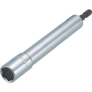 トラスコ中山(株) TRUSCO 電動ドライバーソケット ロング 17mm TEF17L (2529416)