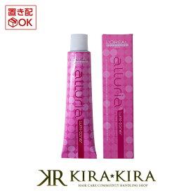 ロレアル プロフェッショナル アルーリア ルミトナー 第1剤 90g【ピンク】|ロレアル おすすめ品 カラー剤