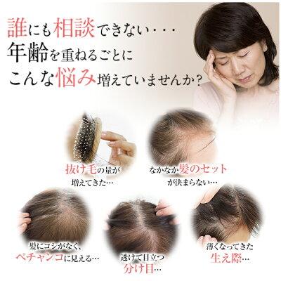 育毛剤女性用レディース薬用Hairmoreヘアモア1本120mlスカルプ薄毛隠し抜け毛予防
