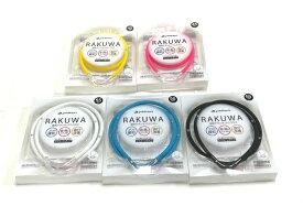 【ゆうパケット選択で送料無料】ファイテン RAKUWA磁気チタンネックレスS-||