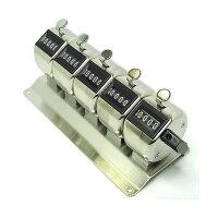 京北計器工業 5連数取器 HM404-5