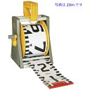 ヤマヨ 現場記録写真用巻尺 リボンロッド 100mm幅 E2 20m ケース入り R10B20M