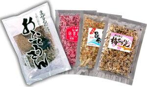 おふくろさん&海鮮ふりかけセット(箱入)