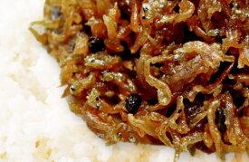 ちりめん山椒【1個】メール便 送料無料 ご飯のお供 保存食 非常食