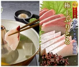 水産物応援 極上 ぶりとろ 刺身用 約400g ブリトロ ブリ トロお取り寄せ大賞 目利き食道