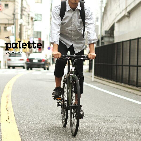 FUJI(フジ)のクロスバイク、PALETTE(パレット)