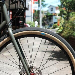 700Cx55mmのスリックタイヤ!Compass Cycle(コンパスサイクル)のAntelope Hill(アンテロープヒル)