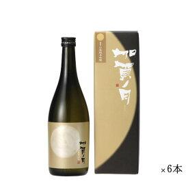 加越 加賀ノ月 琥珀月 山廃純米吟醸 まとめ買い 720ml×6本セット[ 日本酒 お酒 石川 加越 ]