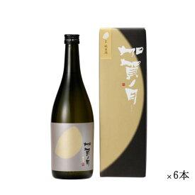 加越 加賀ノ月 半月 純米 まとめ買い 720ml×6本セット[ 日本酒 お酒 石川 加越 ]