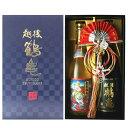 日本酒 純米大吟醸 送料無料 ギフト 日本酒 飲み比べセット 金箔入り + 純米大吟醸 720ml×2 越後鶴亀 金粉 お酒 飲み…