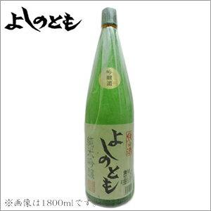 吉乃友 よしのとも 純米吟醸 1800ml 一升瓶 [ 日本酒 お酒 富山 吉乃友酒造 ]