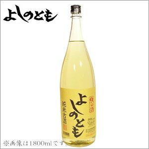 吉乃友 よしのとも 純米古酒 720ml [ 日本酒 お酒 富山 吉乃友酒造 ]