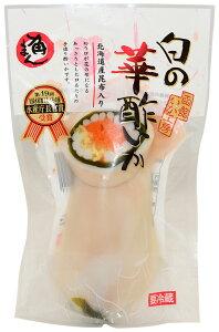 【かくまん】白の華酢いか(1尾)