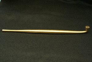 真鍮 煙管 きせる キセル ブラス 八角形 喫煙パイプ 日本製