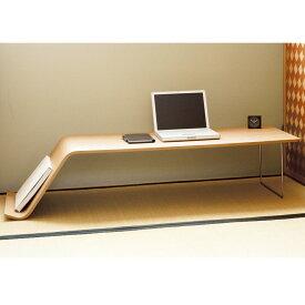 【正規品】TEORI テオリ ルート ROOT ローテーブル サイドテーブル 竹集成材 長方形 幅135cm P-RO/p-ro