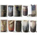 l信楽焼 和風傘立10種(日本製) 国産の陶器(信楽焼き)の傘たて(かさ立て/傘立/傘置き/アンブレラスタンド/レインラック/レインスタンド)は、スリム・コンパクト・おしゃれで新築祝いや業務用にも。/340-07