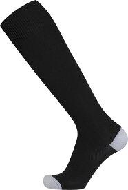 adidas(アディダス) サッカー ソックス 靴下 REFEREE16(レフェリー) SOCKS 1 PAIR ストッキング 審判 部活 メンズ 男性用 ジュニア・キッズ 子供用 【ブラック】 BQT49 AX6872 黒 20Q2 ● {NP}