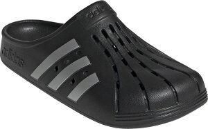 adidas(アディダス) カジュアル 靴・シューズ ADILETTE CLOG U(アディレッタ) クロッグ スリッポン サンダル 水泳 プール ビーチ 海水浴 メンズ 男性用 【Cブラック】 FY8969 黒 21Q1 ● {SK}