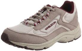asahi shoes(アサヒシューズ) WIMBLEDON(ウィンブルドン) スニーカー W/B L030 C265【サンドベージ】 レディース KF78411 スポーツ トレーニング ランニング ウォーキング 運動靴 婦人用 女性用