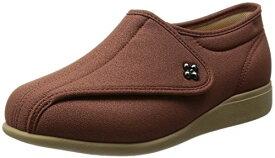asahi shoes(アサヒシューズ) 快歩主義 介護靴 KHS L011-5E C265【レンガストレッチ】 レディース KS23141 運動靴 スニーカー リハビリシューズ ウォーキング 婦人用 女性用