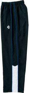 CONVERSE(コンバース) バスケットボール トレーニングウェア ジャージ ウォームアップパンツ メンズ 【ブラック/ホワイト】 CB162502P 1911 スポーツウェア ズボン 裾ボタン 男性用 レディース