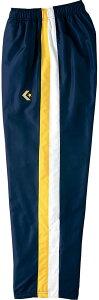 CONVERSE(コンバース) バスケットボール トレーニングウェア ジャージ ウォームアップパンツ メンズ 【ネイビー/ホワイト】 CB162506P 2911 スポーツウェア ズボン 裾ボタン 男性用 レディース
